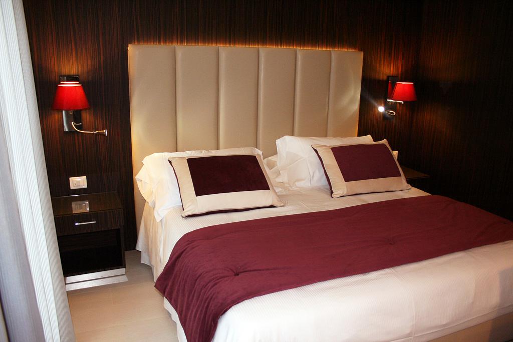 Le camere - Junior suite - Hotel ANSHARIUS – Pietransieri Roccaraso
