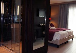Le camere - Matrimoniale superiore - Hotel ANSHARIUS – Pietransieri Roccaraso